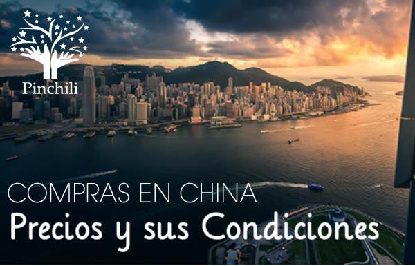 Compras en China: Precios y sus Condiciones