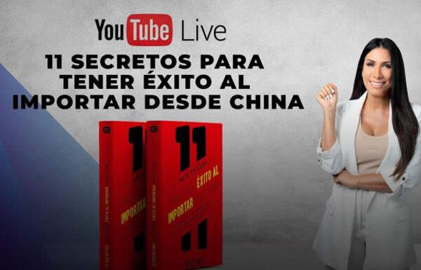 Libro 11 secretos para tener éxito al importar desde China